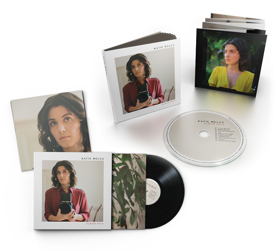 Katie Melua - Album No. 8 Album CD