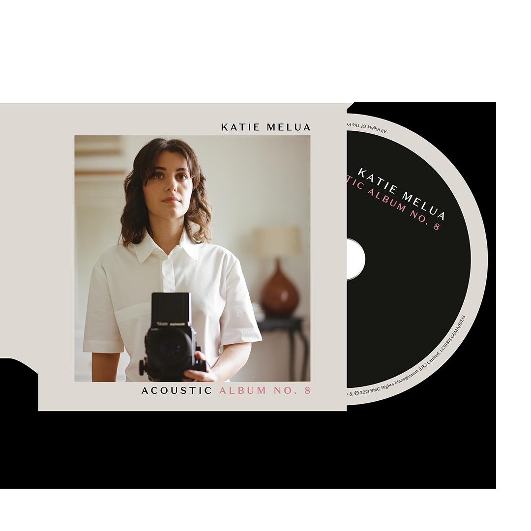 Katie Melua - Album No. 8 Album CD