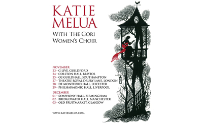 UK Tour Announced with Gori Women's Choir